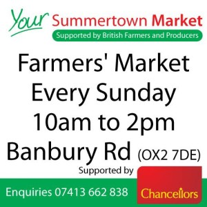 summertown farmers market